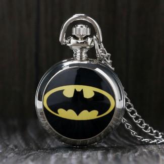 Vreckové hodinky Black Batman