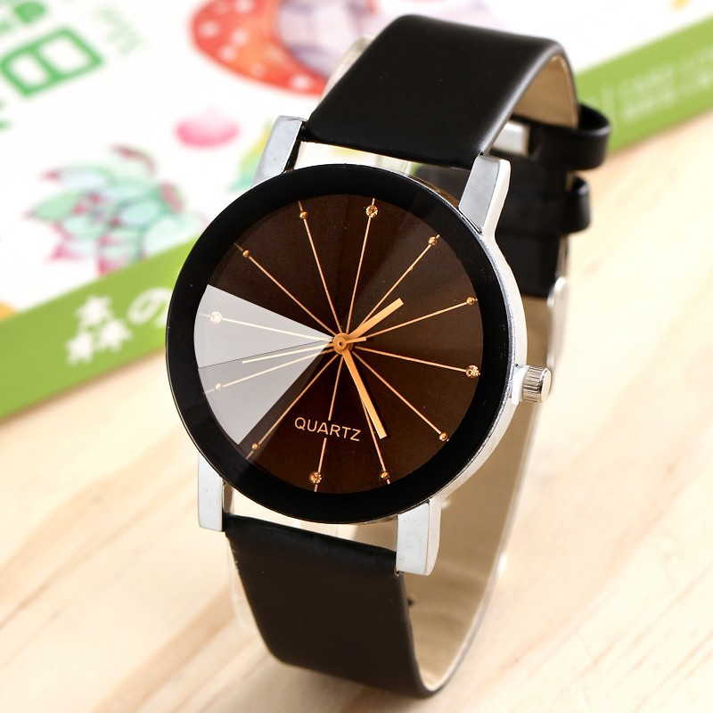 Dámske náramkové hodinky Black 39