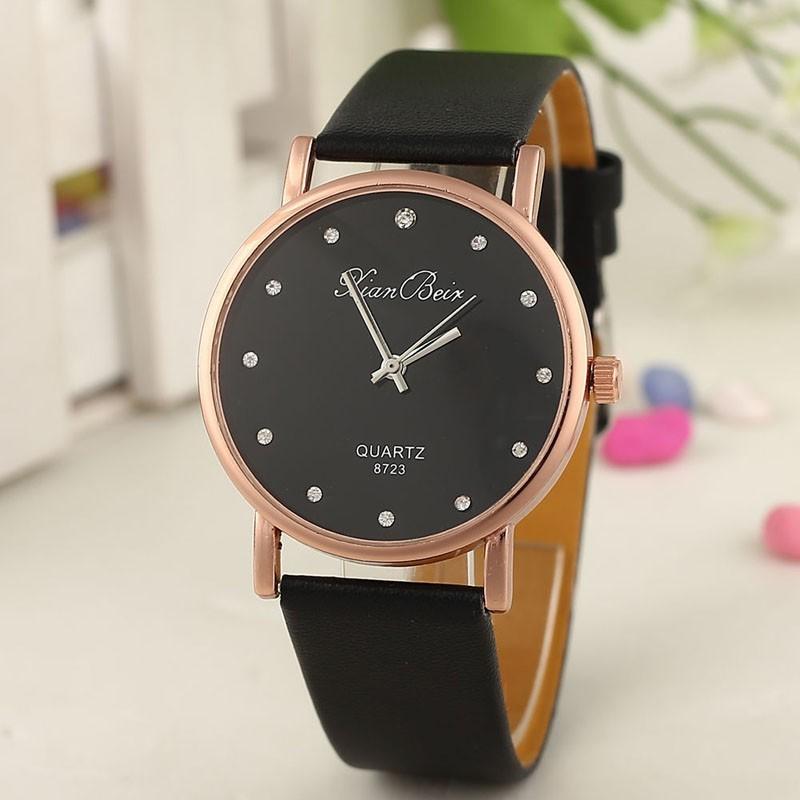 Dámske náramkové hodinky Kian beir black