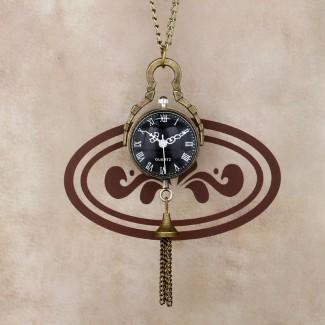 Vreckové hodinky Fish Eye