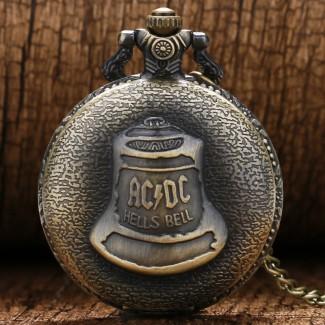 Vreckové hodinky AC/DC