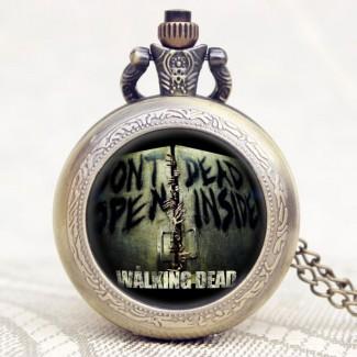Vreckové hodinky Walking Dead