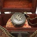 Vreckové hodinky koruna