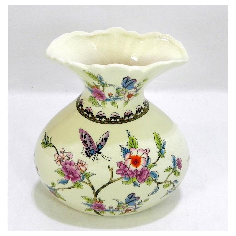 Porcelánová váza kvetinová
