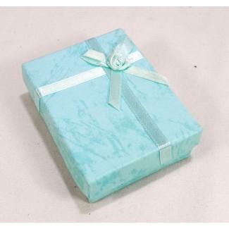 Darčeková krabička modrá