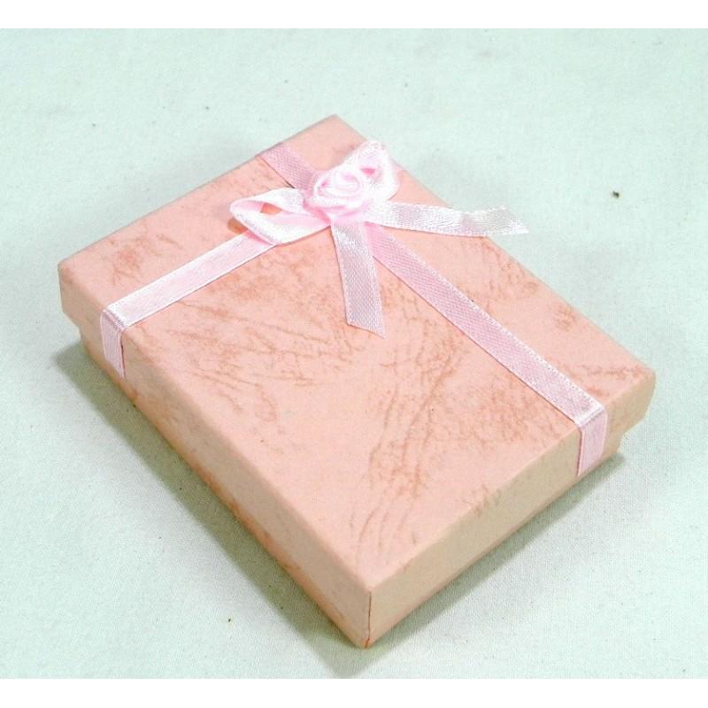 Darčeková krabička ružová