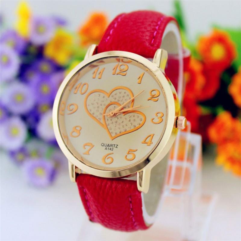 Dámske náramkové hodinky heart 40