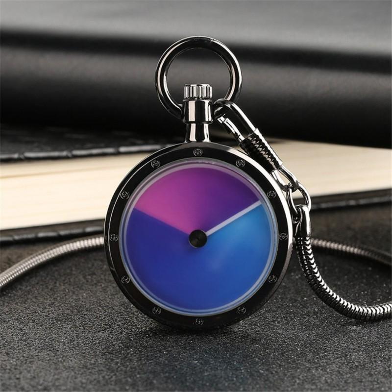 Vreckové hodinky Color Dial