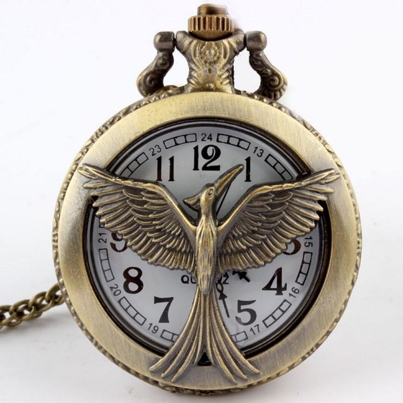 Vreckové hodinky Hunger games