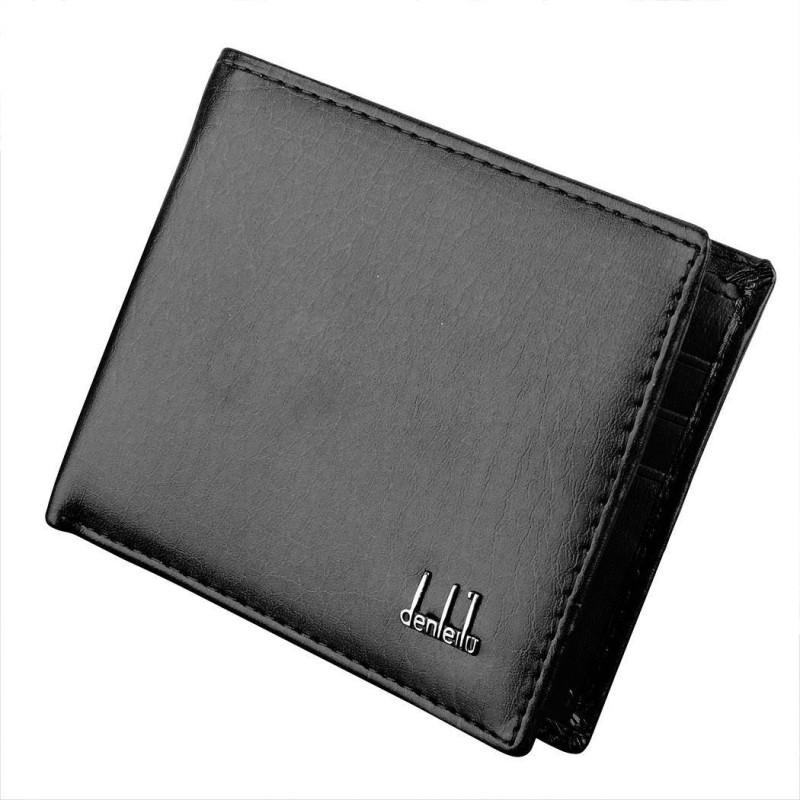 Pánska peňaženka denleilu čierna
