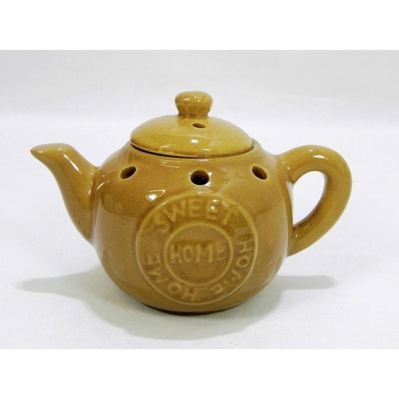 Aromalampa čajník hnedý