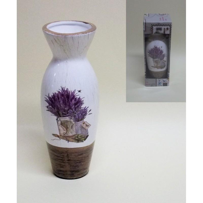 Váza levanduľa LA25