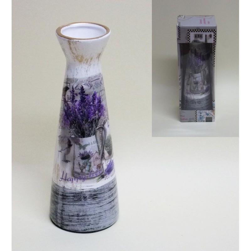 Váza levanduľa LB25