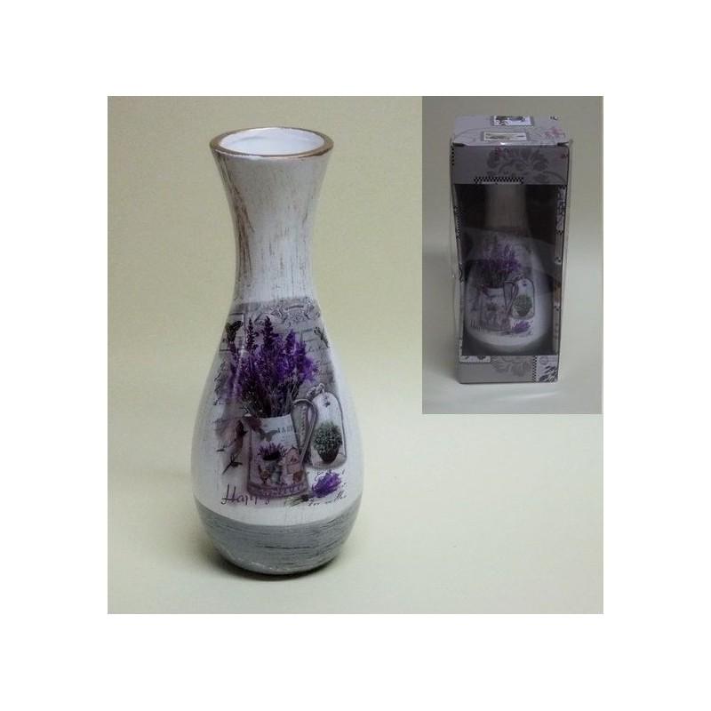 Váza levanduľa LE29