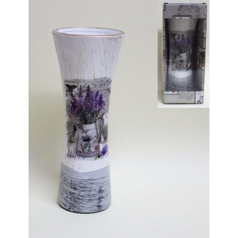 Váza levanduľa LF29