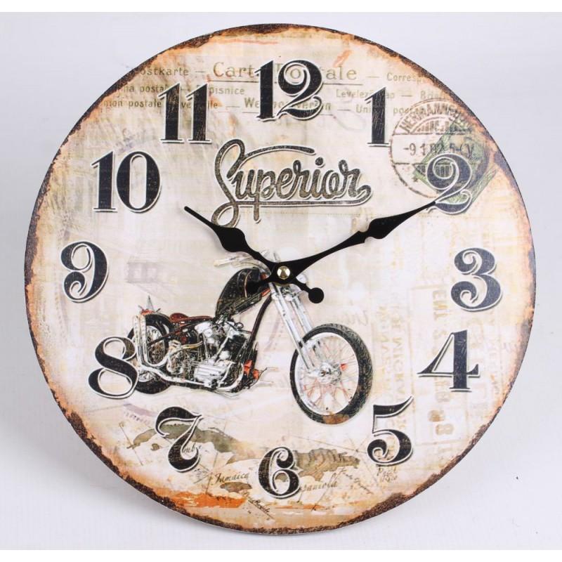Nástenné hodiny superior 29cm
