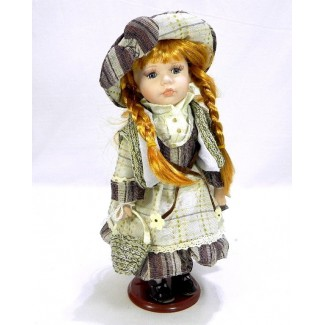 Porcelánová bábika K33