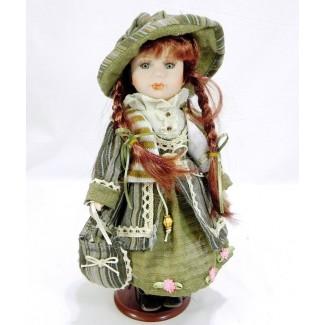 Porcelánová bábika L33