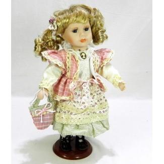 Porcelánová bábika M33