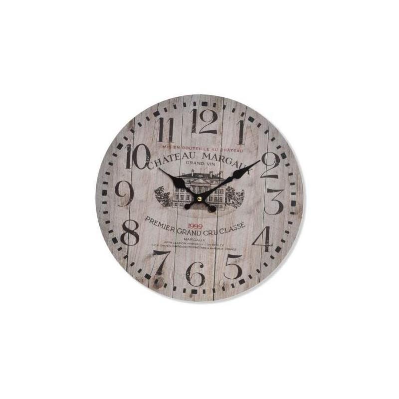 Nástenné hodiny Chateau Margaux 34cm