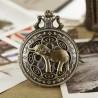Vreckové hodinky Sloník
