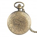 Vreckové hodinky Bociany, zadná strana