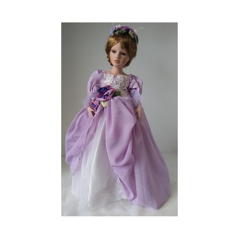 Porcelánová bábika PBMA 45