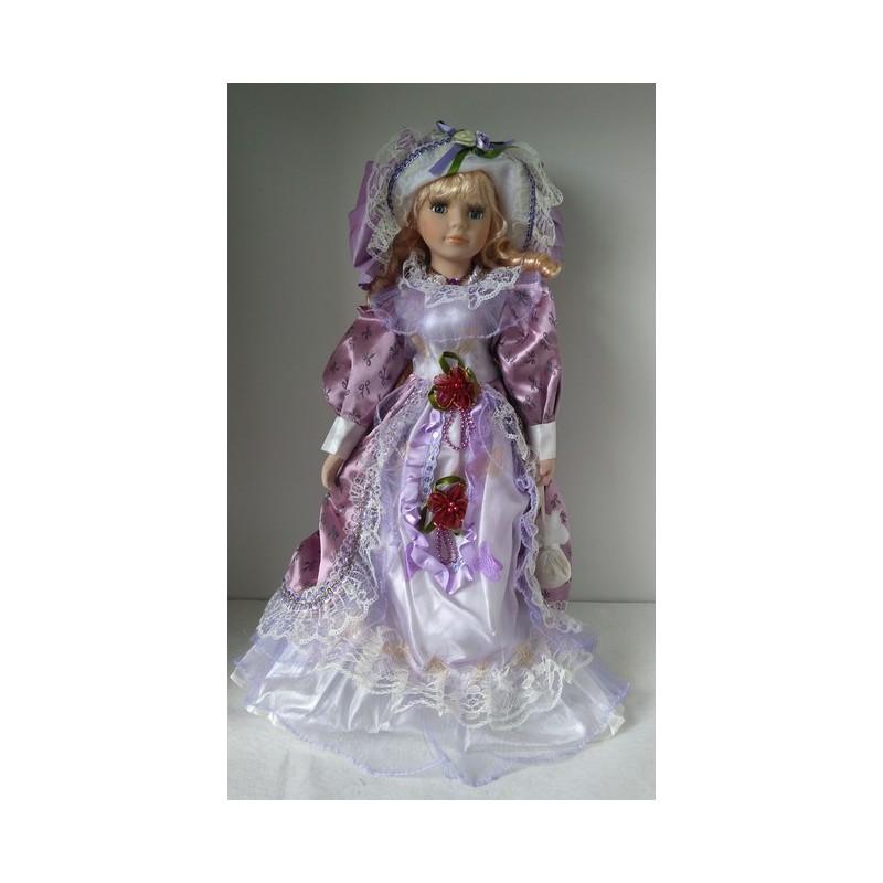 Porcelánová bábika PBME 50