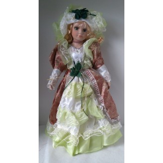 Porcelánová bábika PBMF 50