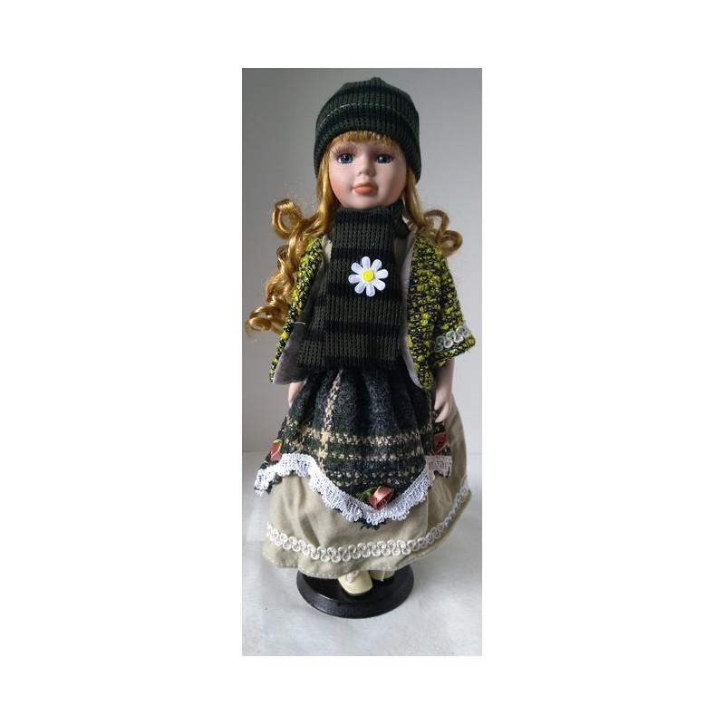 Porcelánová bábika PBMAA 40